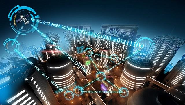 Illustration de l'article Smart city : la 5G, clef de voûte de la ville intelligente ?