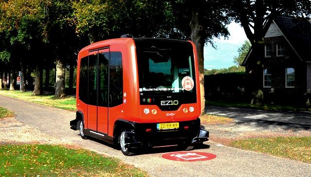 Illustration de l'article Smart mobility : expérimenter la ville autrement