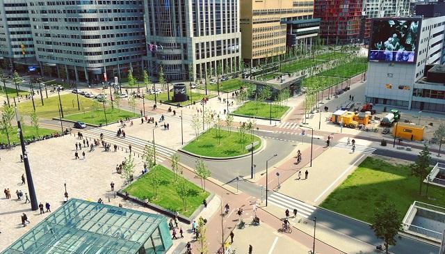 Illustration de l'article Smart city : l'UX design au service de la ville intelligente