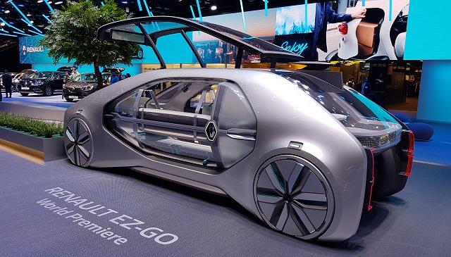 Illustration de l'article EZ-GO : le futur des mobilités selon Renault