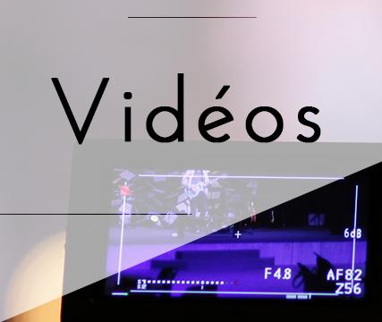 Projets vidéos