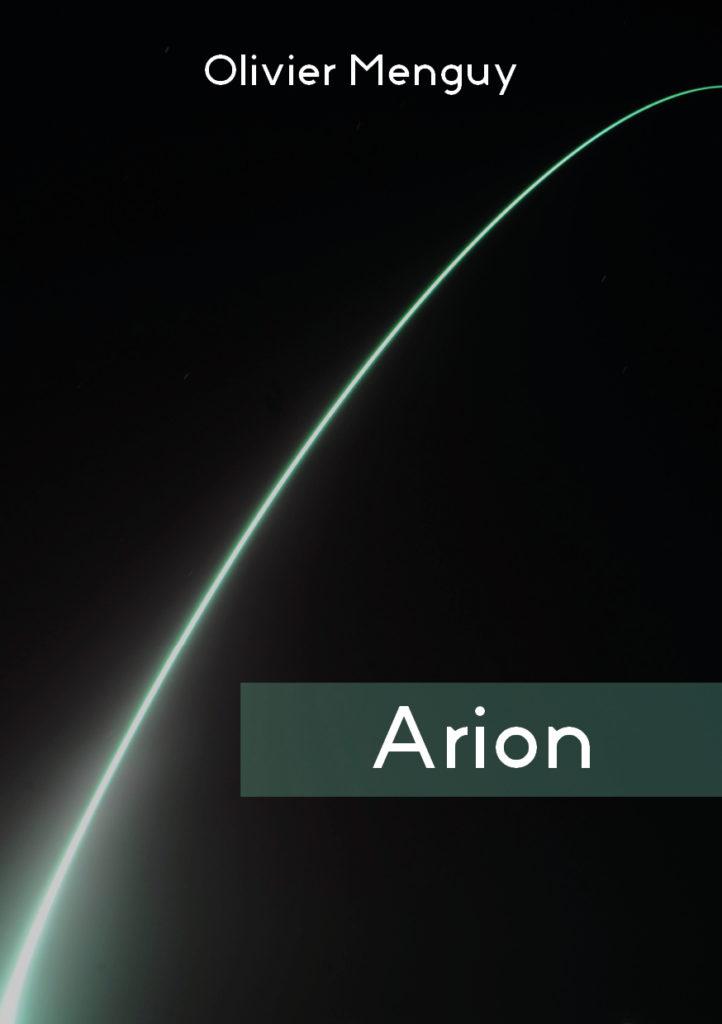 Couverture du livre Arion par Olivier Menguy